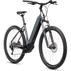 Cube Nuride Hybrid Pro 500 Easy Entry, grey'n'blue